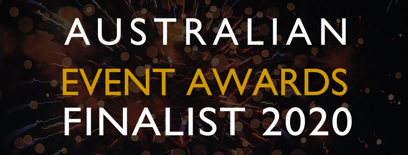 Australian Event Awards - Milestone Creative