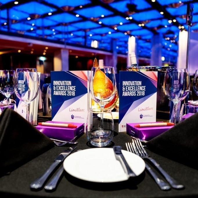 St Vincent's Awards Conference