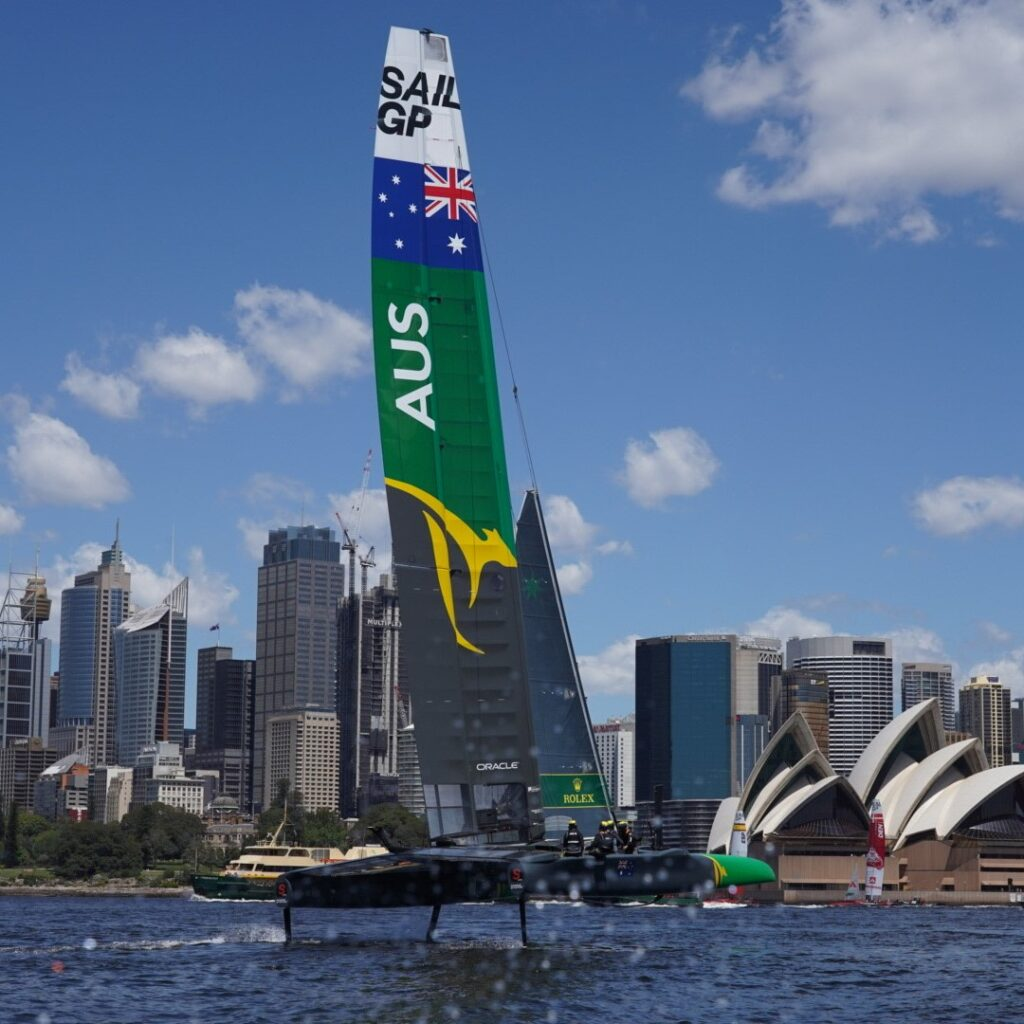 Milestone appointed for Sydney SailGP 2021 event marketing