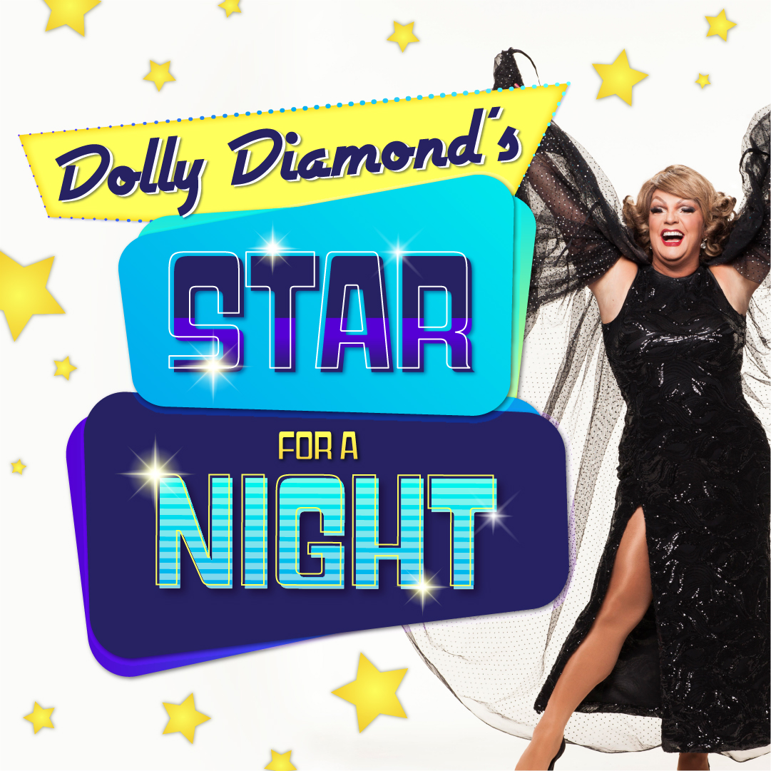 Dolly Diamond Star for a Night Flyer